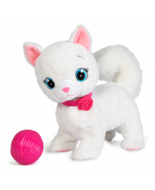 Интерактивная игрушка Club Petz Кошка Бьянка IMC 95847, 8421134095847