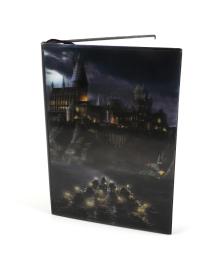 Блокнот Wizarding World Замок Хогвартс