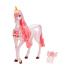 Фигурка Barbie Dreamtopia Конфетный единорог DWH10