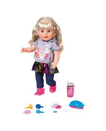 Кукла BABY Born Нежные объятия Сестренка-модница 43 см 824603, 4001167824603