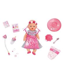 Кукла BABY Born Нежные объятия Нарядная малышка 43 см 827451, 4001167827451