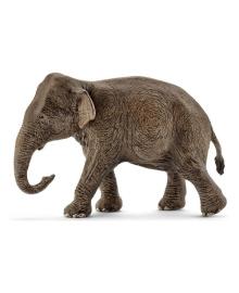 Фигурка Азиатской слонихи Schleich