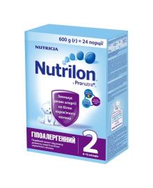 Смесь Nutrilon Гипоаллергенный 2, 600 г