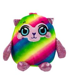 Мягкая игрушка-антистресс Mushmeez Гламурная лама SM00501L