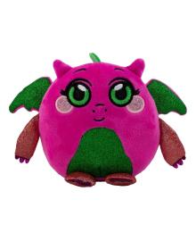 Мягкая игрушка-антистресс Mushmeez Отважный дракон SM00501Dr