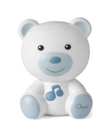 Ночник Chicco Медвежонок Dreamlight голубой