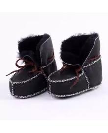 Детские пинетки Lapchu P1857WG Чорний 19 (11,5 см)
