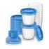 Контейнери Philips Avent для зберігання продуктів 5 х 240 мл (SCF639/05)