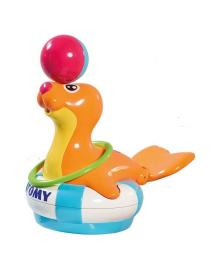 Игрушка для ванны Tomy Тюлень Сэнди