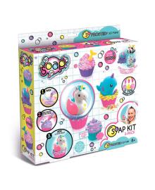 Ігровий набір So Soap 3 в наборі Canal Toys SOC002, 3555801660023