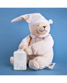 Игрушка для сна Мишка Антуан DooDoo toys, Бежевый, (5400718000012)