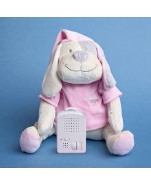 Игрушка для сна Собачка Верри DooDoo toys, Розовый, (5400718000784)