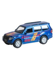 Автомодель Technopark Mitsubishi Pajero Sport, синий