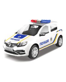 Автомодель Technopark Renault Sandero Полиция