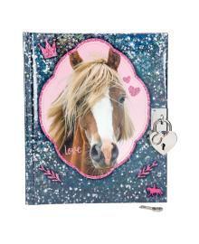 Дневник для девочек Miss Melody Horses Dreams