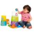 Развивающая игрушка Chicco Увлекательная пирамидка (09308.00), 8058664085521, 4897015540104