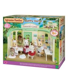 Игровой набор Sylvanian Families Клиника 5096, 5054131050965
