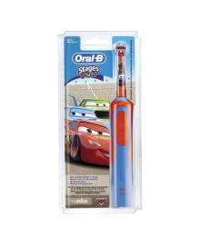 Электрическая зубная щетка Braun Oral-B Stages Power Cars