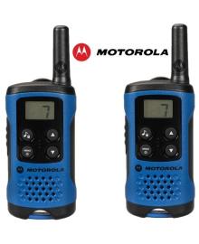 Рация Motorola TLKR-T41 Blue, 2 шт P14MAA03A1BH