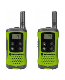 Рация Motorola TLKR-T41 Green, 2 шт P14MAA03A1BP