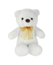 Мягкая игрушка Aurora Медведь белый, 28 см