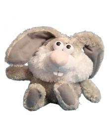 Мягкая игрушка Chericole Кролик, который качается и смеется, 29 см 180