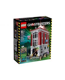 Конструктор LEGO Ideas Штабквартира Мисливців за привидами (75827)