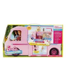 Игровой набор Barbie Трейлер для путешествий с куклами