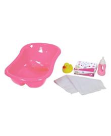 Кукольный набор для купания Hamleys Baby Ellie & Friends