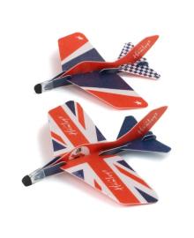 Набор самолетов-планеров Hamleys USA, 2 шт.