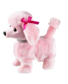 Мягкая интерактивная игрушка Hamleys Розовый Пудель