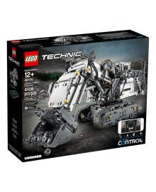 LEGO® Technic™ Экскаватор Liebherr R 9800 42100