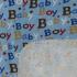 Детская пеленка непромокаемая Berni Baby Boy 120 х 75 см (KLCH) Berni Kids