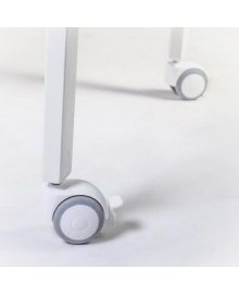 Комплект колес для кроваток Верес, белые