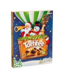 Новогодний набор конфет Storck Toffiffee Santa and Friends, 250 г, 4014400923162