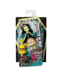 Кукла Monster High Монстры в Саду Мини-монстрик с питомцем (в ассорт) FCV47