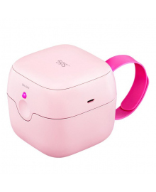 Mини-стерилизатор 59S UVC LED S6 Pink для пустышек и сосок