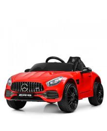 Детский электромобиль BAMBI M 4062 EBLR-3, мягкое сиденье, красный
