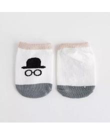 Детские носки D4108 8-10 (0-6 мес)  Lapchu