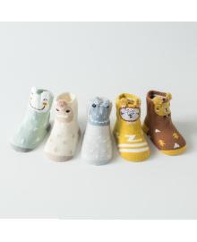 Набор детских носочков Lapchu 5 пар, ND1902 (1-2 года) 12-14р.