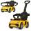 Толокар-машина Bambi M 3591L-6 Yellow (M 3591L)