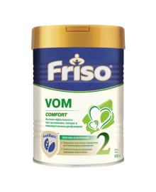 Смесь молочная Friso VOM 2 Comfort 400 г