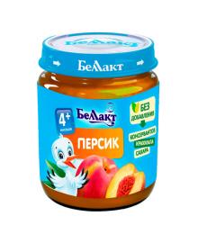 Пюре Беллакт Персик 100 г