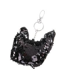Брелок Coralico Black Cat