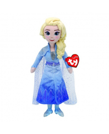 Мягкая игрушка-кукла TY Inc Frozen Elsa 25 см