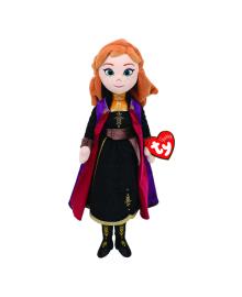 Мягкая игрушка-кукла TY Inc Frozen Anna 25 см