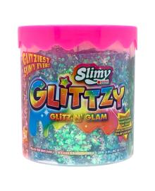 Лизун Joker Slimy Glitzy TRIO (в ассорт)
