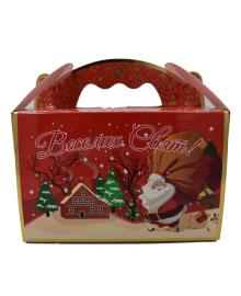 Подарок Житомирські Ласощі коробка №5 Дед Мороз 411 г, 4823103002384