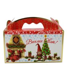 Подарок Житомирські Ласощі коробка №6 Гном 569 г