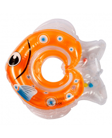 Круг Lindo Orange Fish LN-1565, 8914927015653